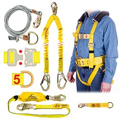 Harness & Lanyards