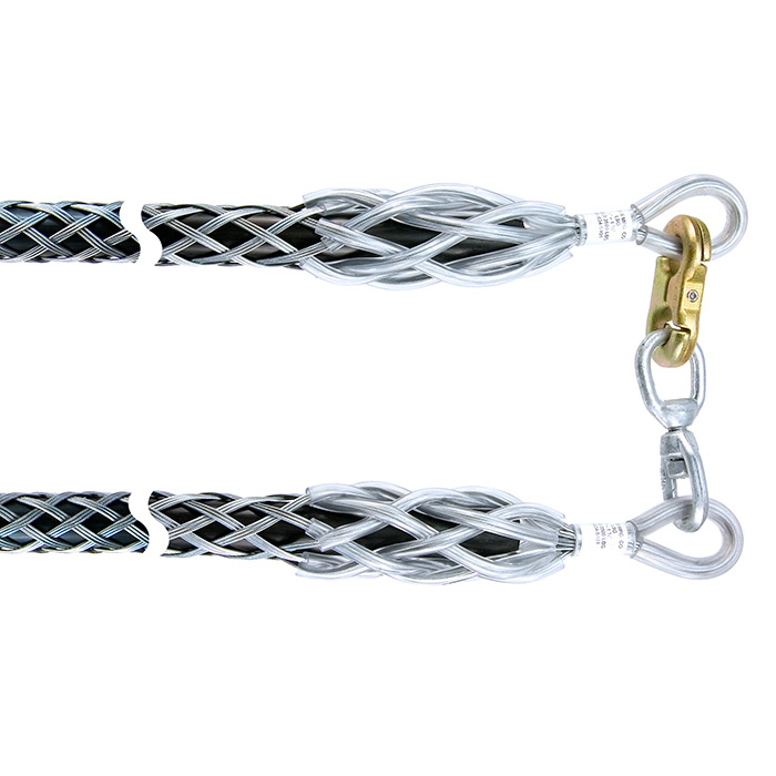 Wire Rope Snake Grips