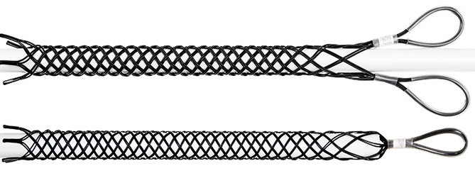 Ouchless Lewis Grips made of Aramid Fibers