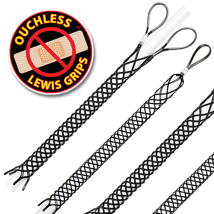 Ouchless Lewis Grips
